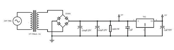 Простое зарядное устройство для аккумулятора с применением SCR