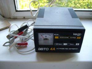 Зарядно-предпусковое устройство