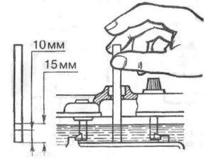 Норма уровня электролита в АКБ