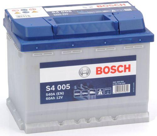 Bosch Silver S4005 12V 60Ah