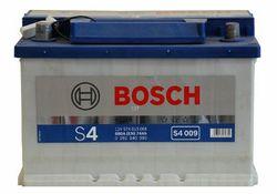 Bosch Silver (S4 009)- 74а/ч 680а