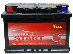 Extra Start (74NL)- 74a/ч 680a