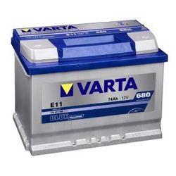 Varta Blue Dynamic (E12)- 74а/ч 680а