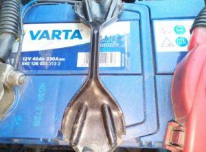 Аккумулятор Варта