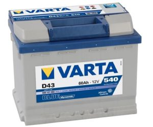 VARTA 40 540 127 033 Blue dynamic