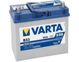 Varta Blue Dynamic 45Ah (B33) L+