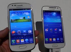 Samsung Galaxy S4, J1, S3