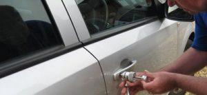 Аварийное открытие дверей авто