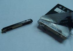 Перепаковка аккумулятора айфона