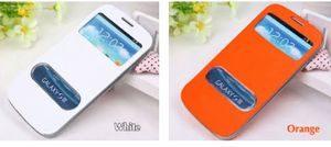 Чехлы для телефона белый и оранжевый