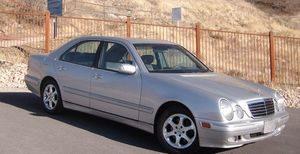 Мерседес W210