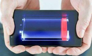 Батарея телефона