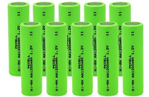 NiMH батареи
