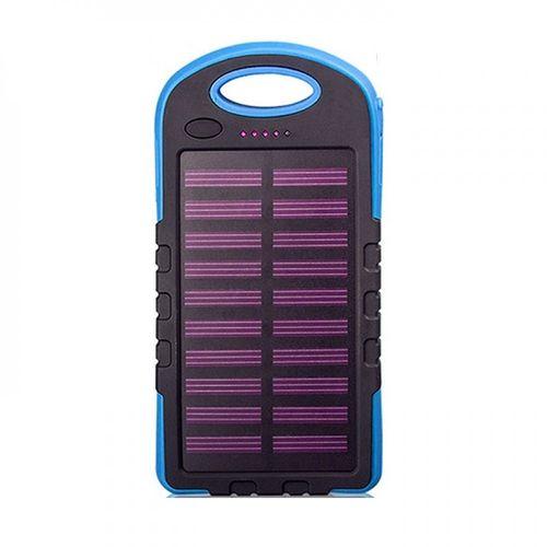 Внешний аккумулятор Solar Panel Power Bank EK-7