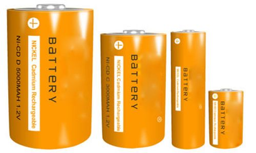 батареи (Ni-Cd)