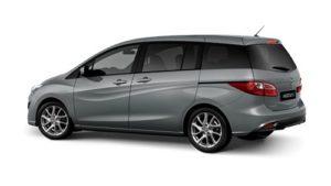Автомобили Mazda 5