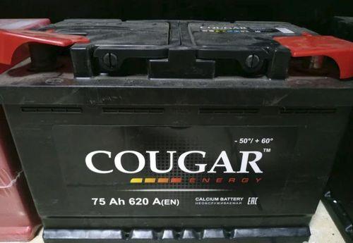Cougar Energy 75 Ач