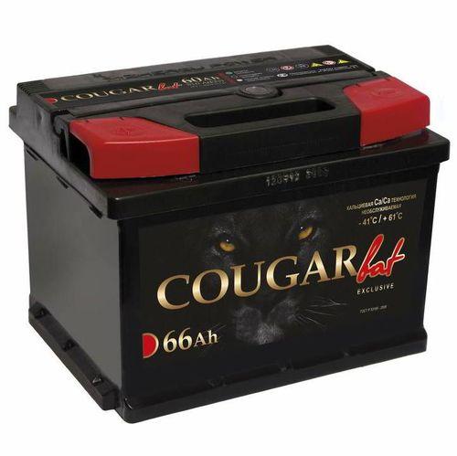 Аккумулятор Cougar 66 Ач