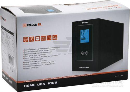 REALEL HOME UPS-1000