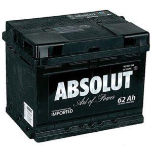 Аккумулятор автомобильный ABSOLUT
