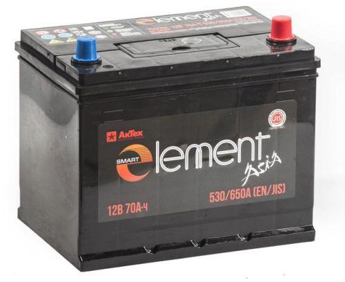 Smart Element 75D26L (70Ач)