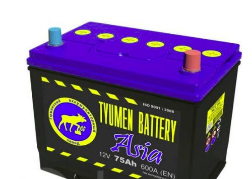 Тюмень Asia (75Ач)