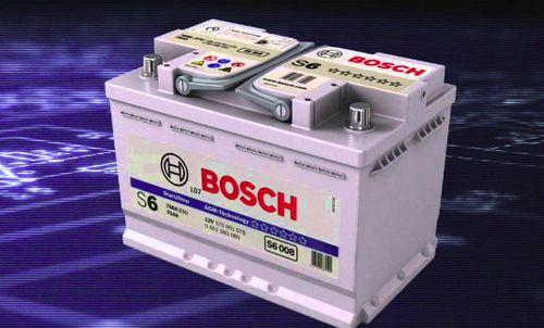 АккумуляторBosch