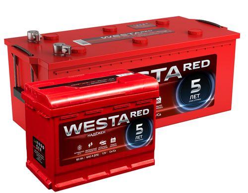 Аккумулятор WESTA RED