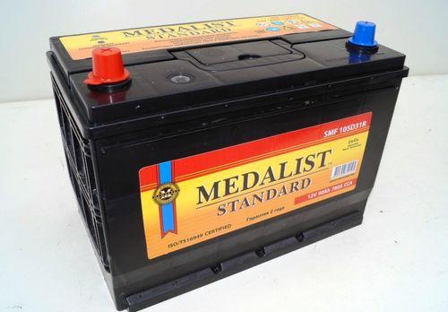 Аккумулятор MEDALIST SMF 57412