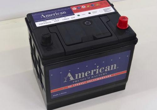 Аккумулятор AMERICAN SMF-48770