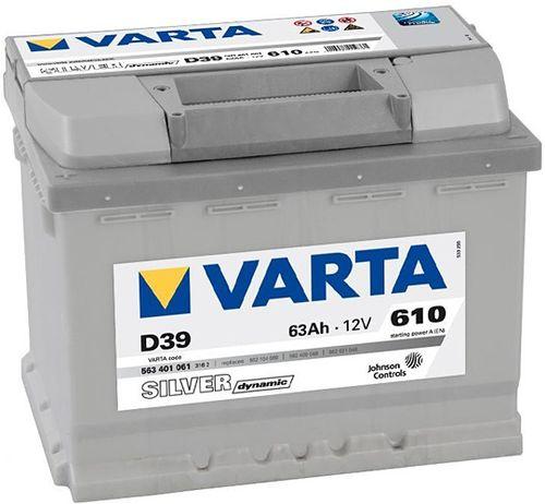 VARTA Silver Dynamic D39