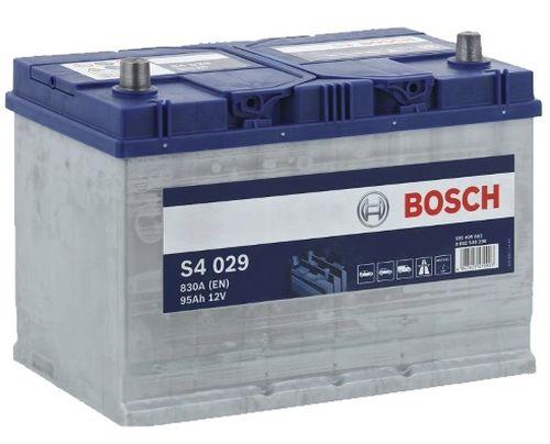 Bosch silver S4 029