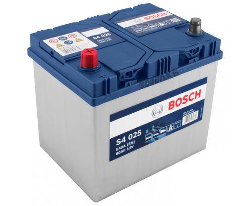 Bosch Silver S4 025