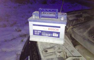 Батарея Bosch серии S